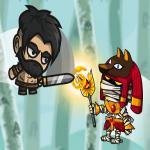 Barbarian VS Mummy Game
