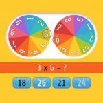 Multiplication Roulette